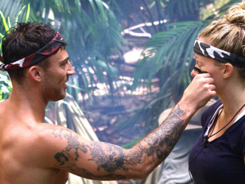 I'm A Celebrity 2014: Jake Quickenden's already offered Kendra Wilkinson a full body massage