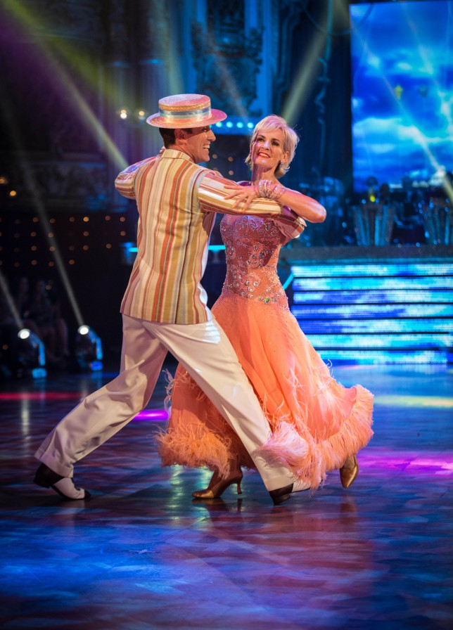 Strictly Come Dancing Judy Murray