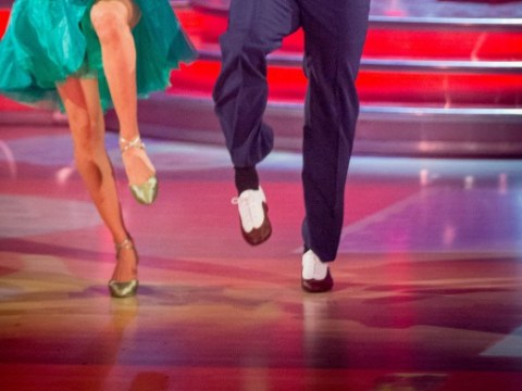 Strictly Come Dancing 2014: Mark Wright emerges as a potential dark horse as he triumphs with jive