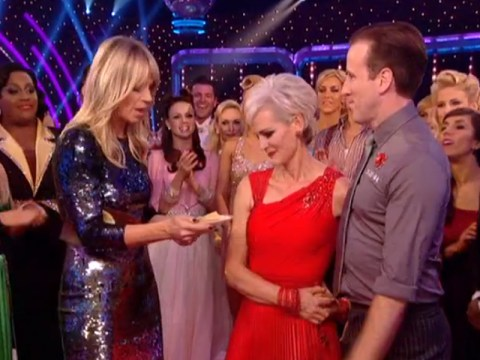 Strictly Come Dancing 2014: Judy Murray's shortbread secrets have been revealed