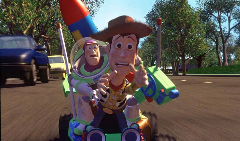 'To infinity and beyond!' Buzz Lightyear tops list of greatest movie quotes of all time