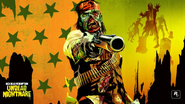 Undead Nightmare - Rockstar show how to do DLC right