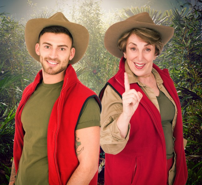 X Factor's Jake Quickenden and Edwina Currie join I'm A Celebrity after departure of Gemma Collins