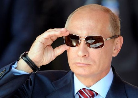 Putin is more powerful than Obama, according to Forbes Most Powerful 2014