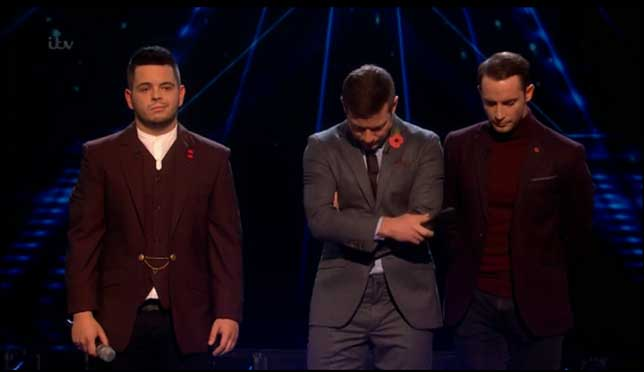 The X Factor 2014 results show: Who left? Paul Akister sent home after Louis sends vote to deadlock