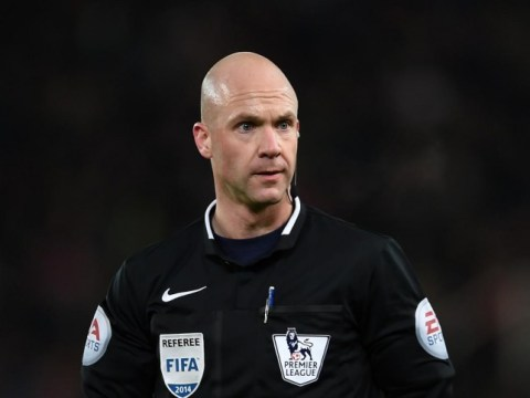 Why Anthony Taylor should face consequences for almost saving Arsenal against Stoke City