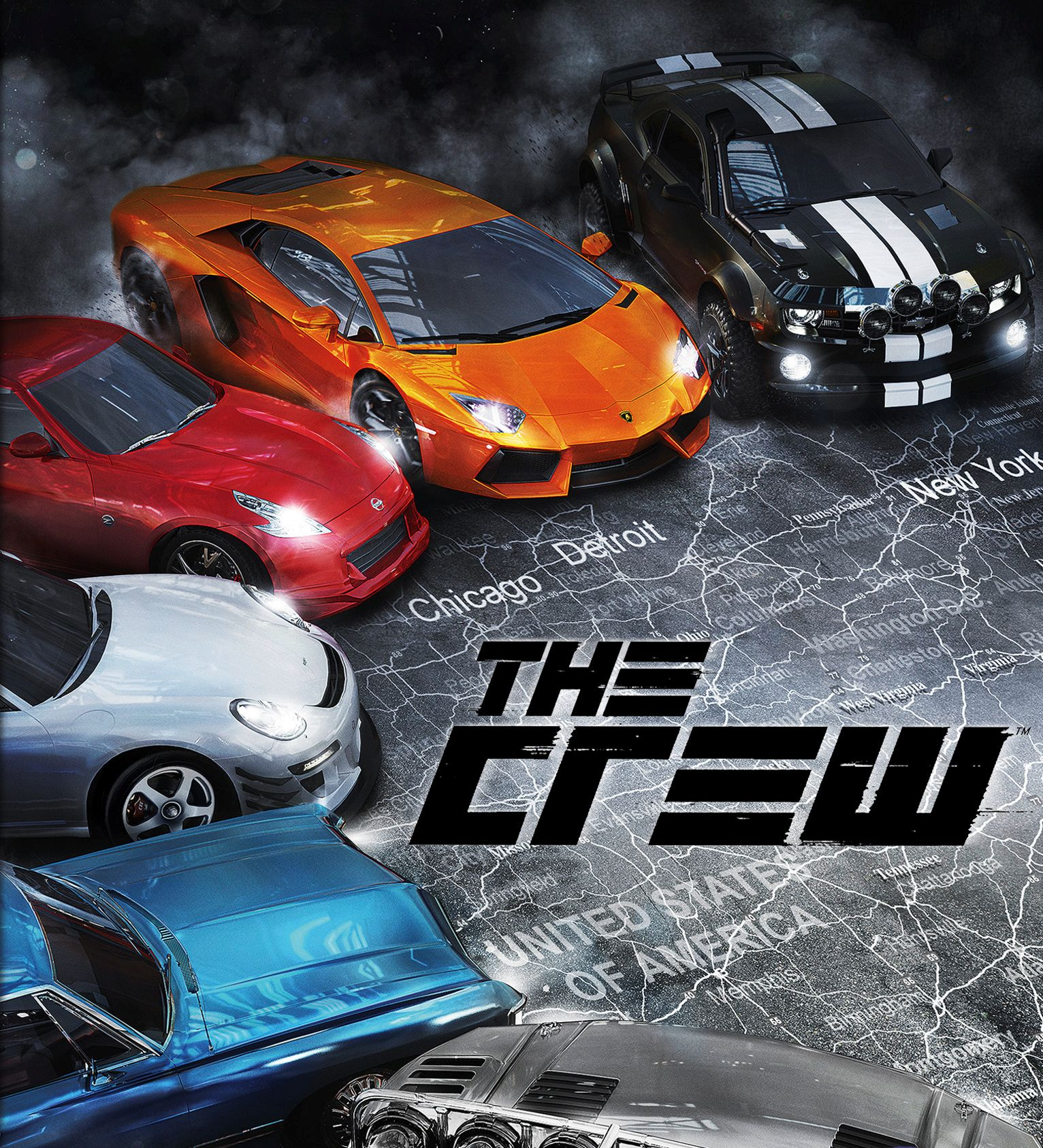 The Crew review – cruising USA