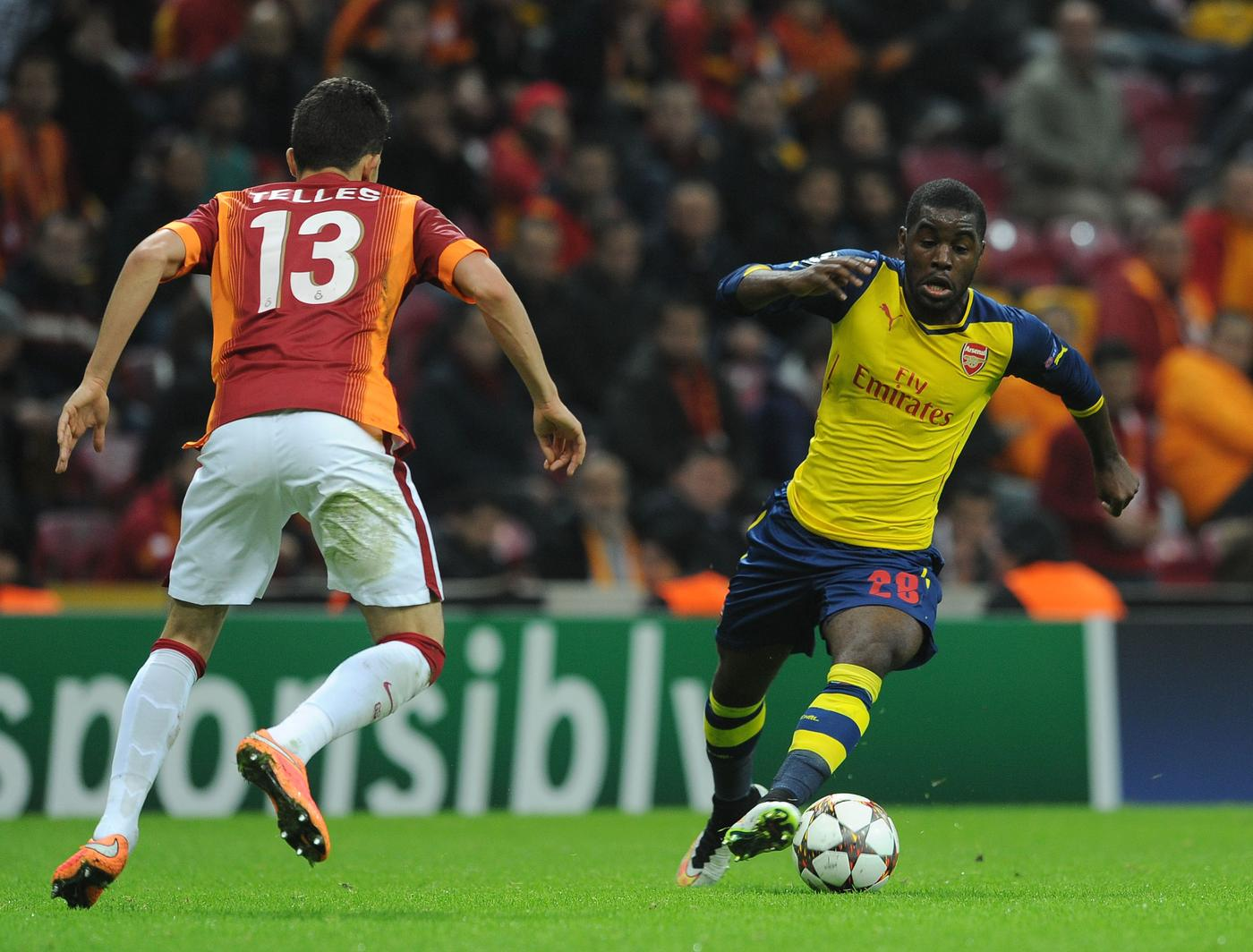Is Arsene Wenger preparing Costa Rica star Joel Campbell for a breakthrough 2015 at Arsenal?