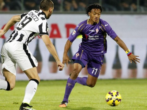 Manchester United transfer target Juan Cuadrado 'ready to force through January move'