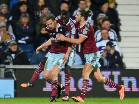 West Ham fans may call Christmas truce with Kevin Nolan after win over West Brom