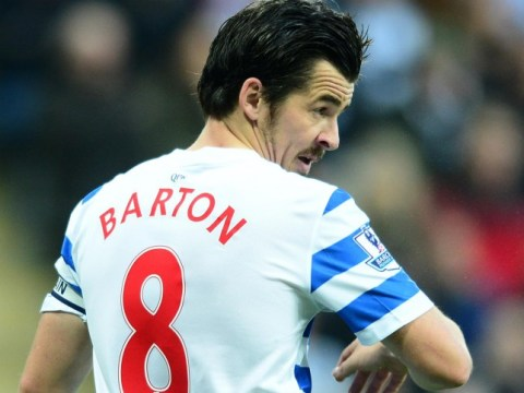 Queens Park Rangers midfielder Joey Barton reveals angry death threat from grammatically challenged Frenchman