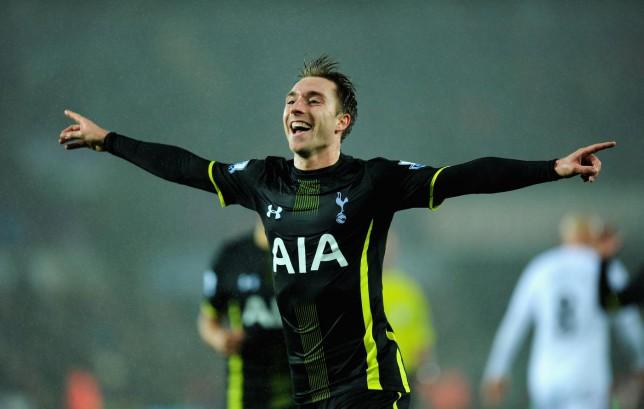 Liverpool among numerous 'elite clubs' chasing Tottenham's Christian Eriksen