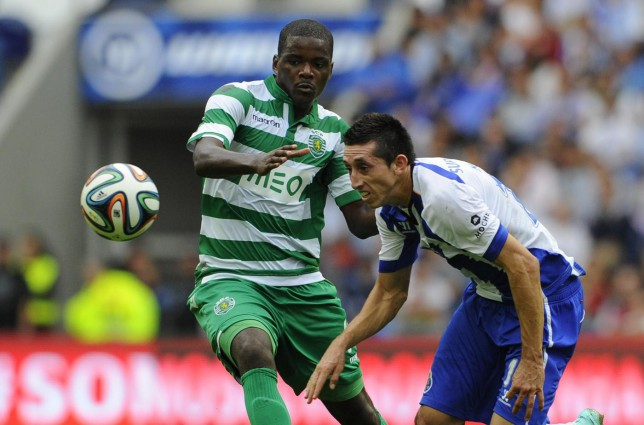Sporting Lisbon boss Marco Silva hints at January Premier League move for Arsenal transfer target William Carvalho