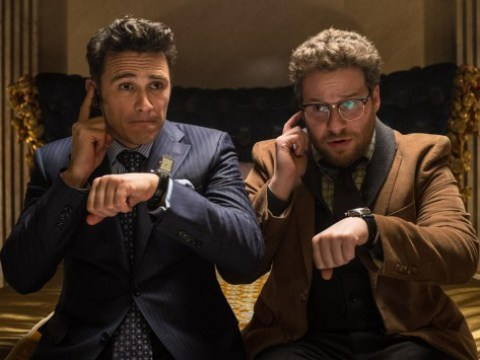 DVD copies of The Interview are going to be dropped into North Korea from above