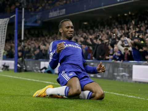 Jose Mourinho hints at extended Chelsea stay for veteran striker Didier Drogba