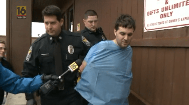 Stabbing suspect Joseph Pradel says he's a pirate from 1776 | Metro News