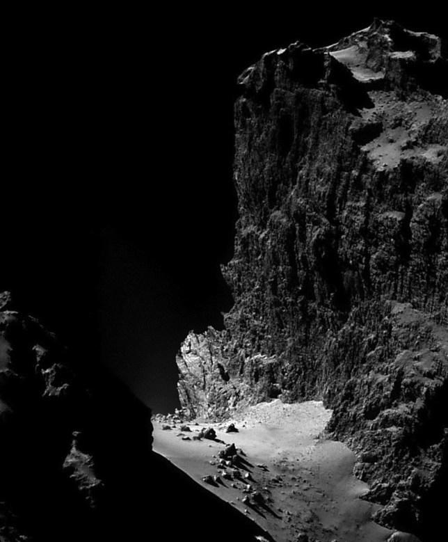 Picture: European Space Agency/Stuart Atkinson)
