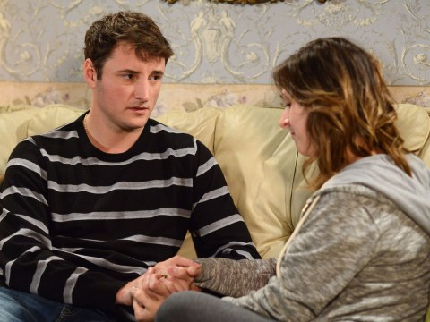 EastEnders spoilers: First pictures of Martin Fowler back in Albert Square revealed