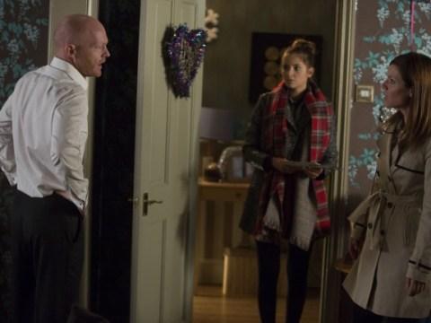 EastEnders spoilers: Lauren confronts Max over Lucy Beale's murder