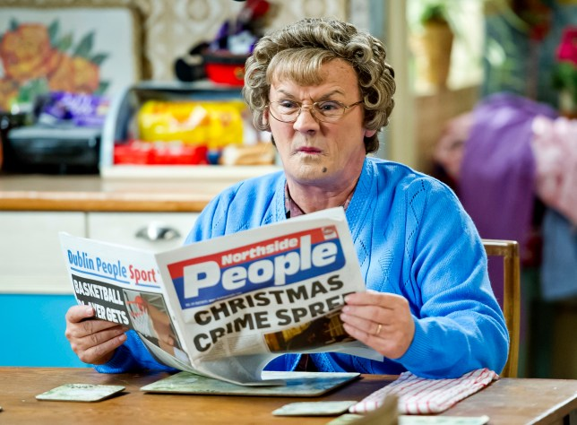 Mrs Brown's Boys Christmas Special 2014