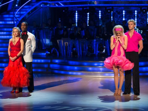 Strictly Come Dancing: Pixie Lott and Simon Webbe land in the dance off – who went home?
