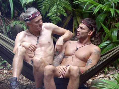 Jake Quickenden denies Jimmy Bullard's I'm A Celebrity banter got the better of him
