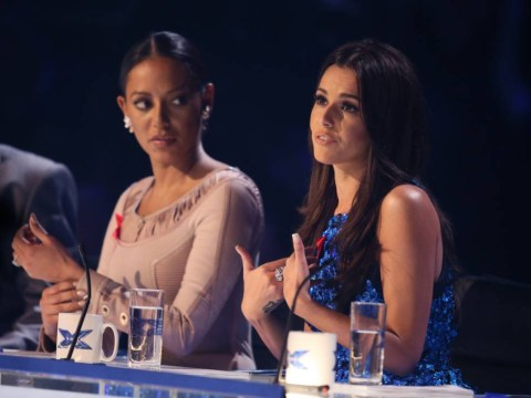 X Factor: Cheryl and Mel B's friendship is over