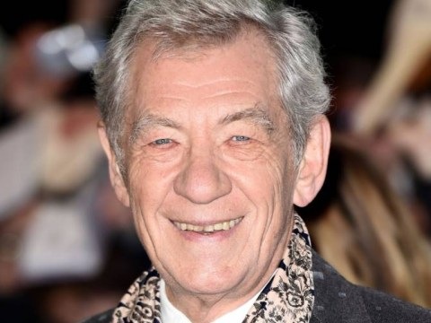 Sir Ian McKellen gives his seal of approval to the Labour Party's LGBT manifesto