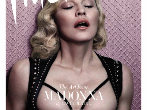 Madonna topless: 16 other celebrities who have unleashed their breasts and nipples