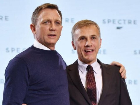 Sorry guys, Christoph Waltz WON'T be playing Blofeld in Spectre