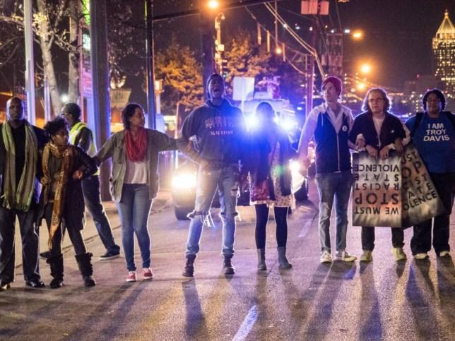 Protests, Eric Garner