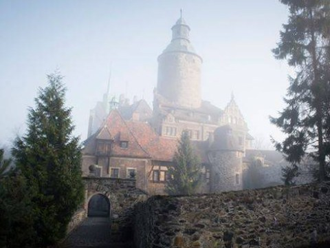 There's a real-life 'Hogwarts' in Poland now – and we really want to go there