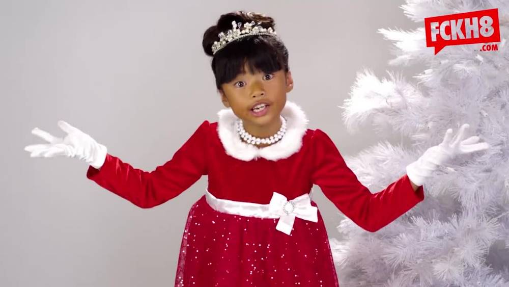 The potty-mouthed princesses are back and now they've got Santa
