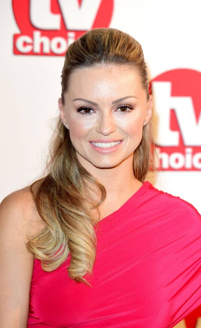 Ola Jordan who will take part in Channel 4 daredevil show The Jump