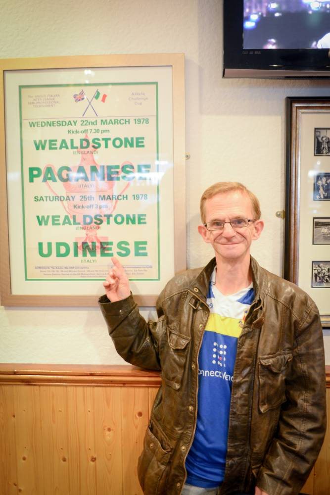 Could The Wealdstone Raider be No 1 for Christmas? Football fan is a late contender with surprise hit Got No Fans
