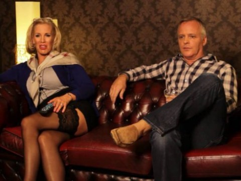 Gogglebox has been given its own porn parody – and we'll give you one guess what it's called