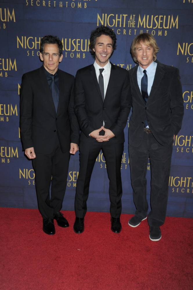 Stars pay tribute to Robin Williams at Night At The Museum premiere
