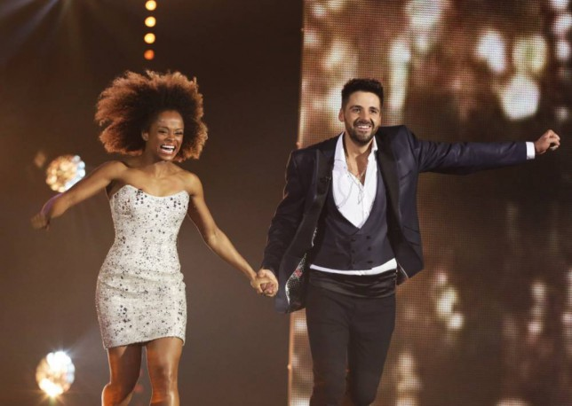 Ben Haenow, Fleur East, The X Factor, X Factor winner