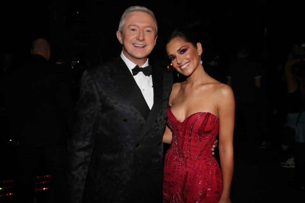 Cheryl's X Factor 2014 highlight? Getting to know Mel B… but what's with the Black Swan make up?