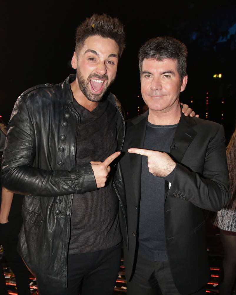 EXCLUSIVE X Factor's Ben Haenow: 'I'm gutted I didn't get a harvester meal with Simon Cowell'