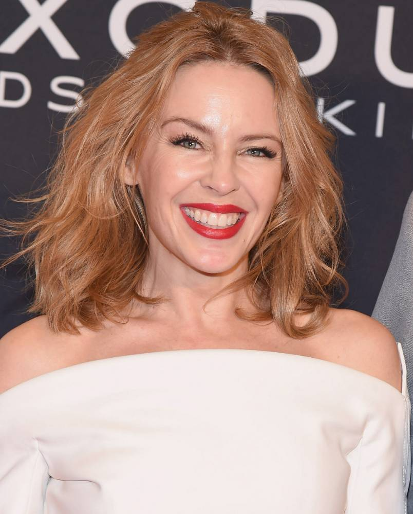 Happy Australia Day! Kylie Minogue joins London's Hyde Park summer gig