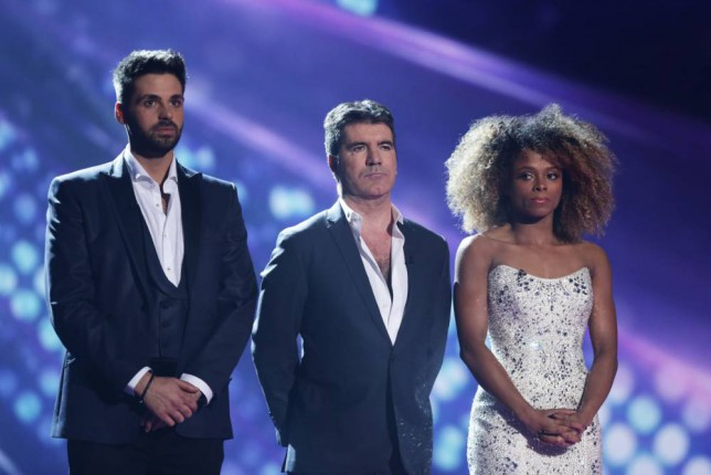 Simon Cowell says One Direction have stayed grounded and hints at Fleur East record contract