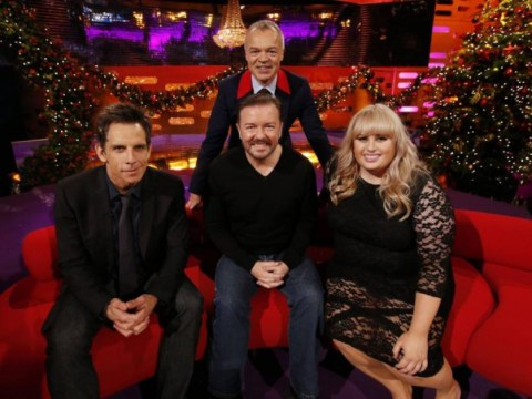 Night at the Museum stars pay tribute to Robin Williams on the Graham Norton Show