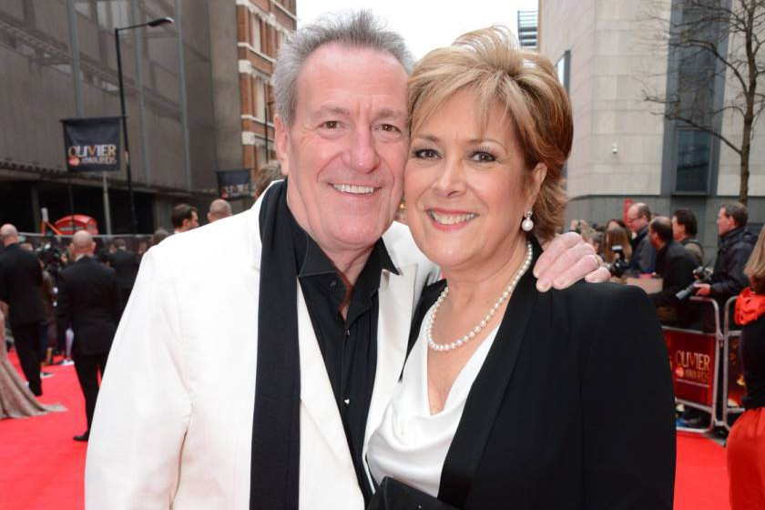 Lynda Bellingham's husband claims late star hated Strictly Come Dancing in new book