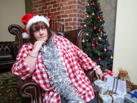 This mum-of-two has never got over finding out Santa isn't real (sorry kids!)
