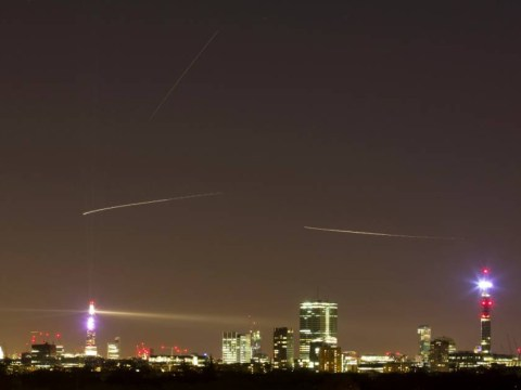 Stargazers share pictures of International Space Station after UK flypast on Christmas night