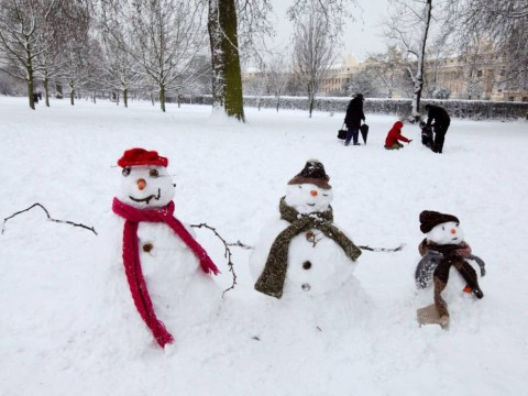 Winter wonderland: 8 reasons to stop moaning about the snow and enjoy it