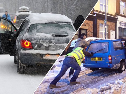 Snow 'bomb': Tens of thousands left without power as Britain braces for MORE freezing weather