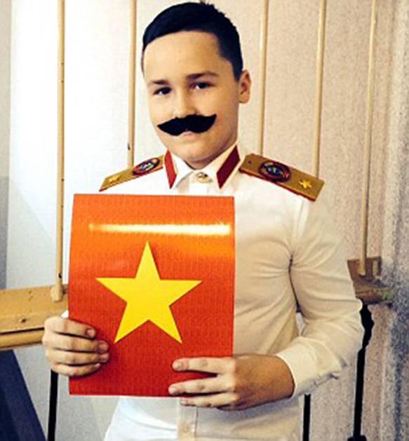 Ilya Gavrichenko, Joseph Stalin
