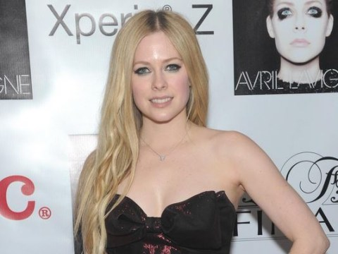 Avril Lavigne laughs off rehab rumours: 'The only thing I'm addicted to right now is Bing Crosby'